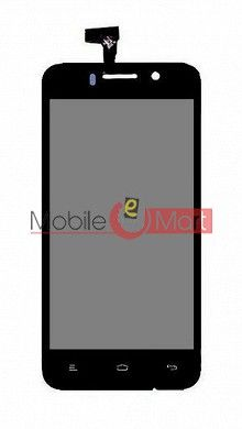 Lcd Display With Touch Screen Digitizer Panel For XOLO Q800