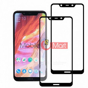 Touch Screen Glass For Nokia 8.1 Plus
