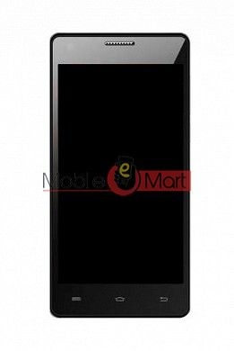 Lcd Display With Touch Screen Digitizer Panel For Spice Xlife 511 Pro