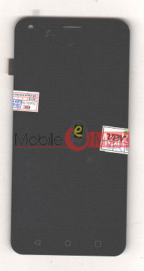 Lcd Display With Touch Screen Digitizer Panel For Ziox Astra 4G