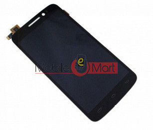 Lcd Display With Touch Screen Digitizer Panel For Prestigio MultiPhone 7600 Duo
