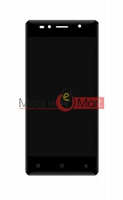Lcd Display With Touch Screen Digitizer Panel For Hi(Tech Air A9)