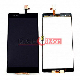 Lcd Display With Touch Screen Digitizer Panel For Sony Xperia T2 Ultra XM50h
