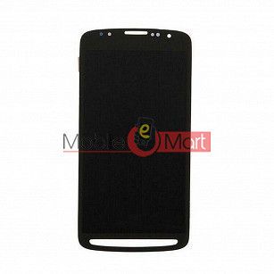 Lcd Display With Touch Screen Digitizer Panel For Samsung Galaxy S4 Active LTE(A)