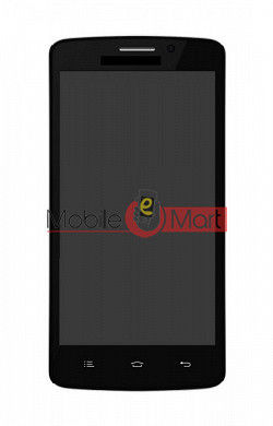 Lcd Display With Touch Screen Digitizer Panel For Celkon Q5K Power