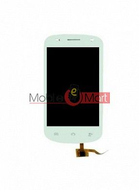 Lcd Display With Touch Screen Digitizer Panel For Karbonn A1 Plus Duple