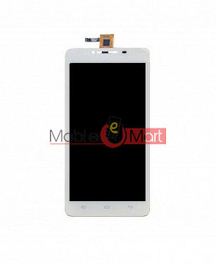 Lcd Display With Touch Screen Digitizer Panel For Micromax Canvas Doodle 3