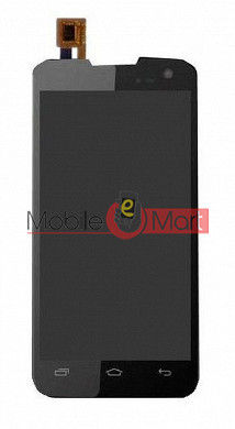 Lcd Display With Touch Screen Digitizer Panel For Micromax A94 Canvas MAd
