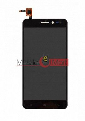 Lcd Display With Touch Screen Digitizer Panel For Explay Pulsar
