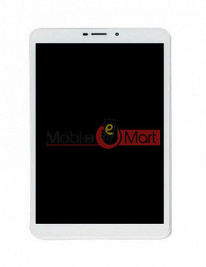 Lcd Display With Touch Screen Digitizer Panel For Ambrane AQ(880)
