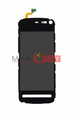 Lcd Display With Touch Screen Digitizer Panel For Nokia 5800 Navigation Edition