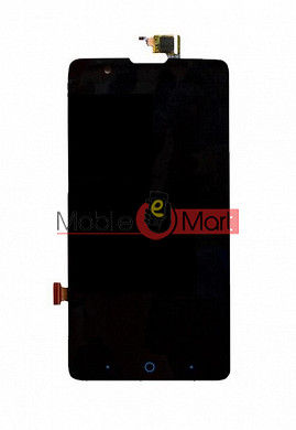 Lcd Display With Touch Screen Digitizer Panel For ZTE Redbull V5 V9180