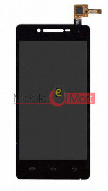 Lcd Display With Touch Screen Digitizer Panel For Micromax A74 Canvas Fun