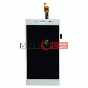 Lcd Display With Touch Screen Digitizer Panel For Iocean X8