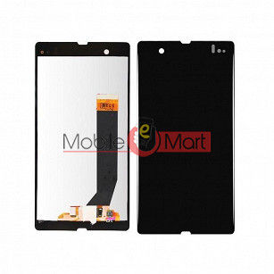 Lcd Display With Touch Screen Digitizer Panel For Sony Xperia ZL C6502