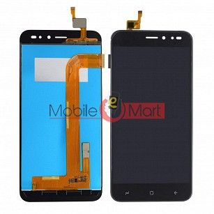 Lcd Display With Touch Screen Digitizer Panel For iVooMi Me3S