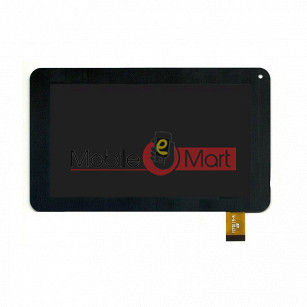 Lcd Display With Touch Screen Digitizer Panel For Micromax Funbook Pro