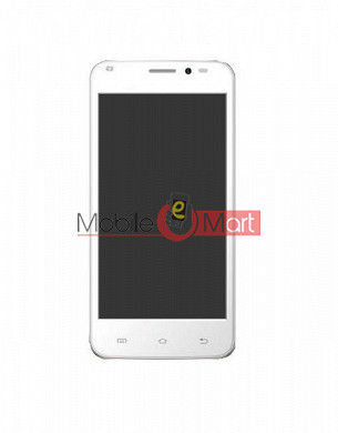 Lcd Display With Touch Screen Digitizer Panel For Intex Aqua Q1 Plus