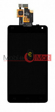 Lcd Display With Touch Screen Digitizer Panel For LG Optimus G E970
