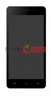 Lcd Display With Touch Screen Digitizer Panel For Lava X3