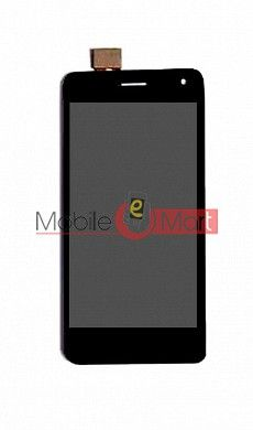 Lcd Display With Touch Screen Digitizer Panel For Intex Aqua Style Pro
