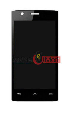 Lcd Display With Touch Screen Digitizer Panel For Lyf Flame 7S