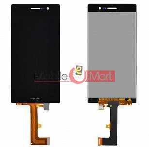 Lcd Display With Touch Screen Digitizer Panel For Huawei Ascend P7 with Dual sim