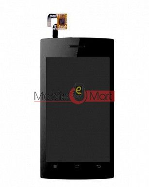 Lcd Display With Touch Screen Digitizer Panel For Karbonn A16