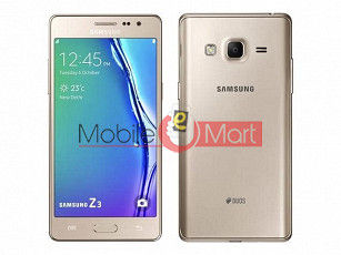 Lcd Display With Touch Screen Digitizer Panel For Samsung Z3 Corporate Edition