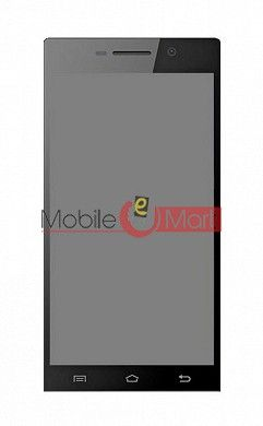Lcd Display With Touch Screen Digitizer Panel For Gigabyte GSmart Mika M3
