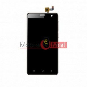 Lcd Display With Touch Screen Digitizer Panel For Itel it1508 Plus