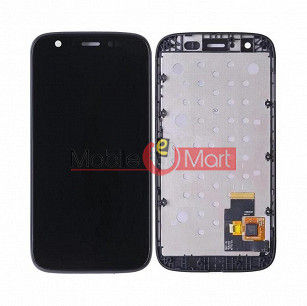 Lcd Display With Touch Screen Digitizer Panel For Motorola Moto G Dual SIM
