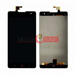 Lcd Display With Touch Screen Digitizer Panel For ZTE Nubia Z7 Max
