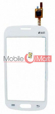 Touch Screen Digitizer For Samsung Galaxy Fresh S7390 White