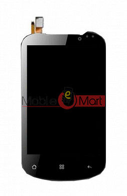 Lcd Display With Touch Screen Digitizer Panel For Celkon A9 Dual