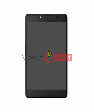 Lcd Display With Touch Screen Digitizer Panel For Yu Yunique Plus