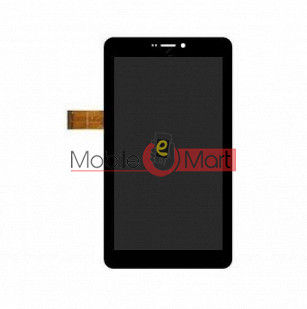 Lcd Display With Touch Screen Digitizer Panel For Datawind Ubislate 7CZ