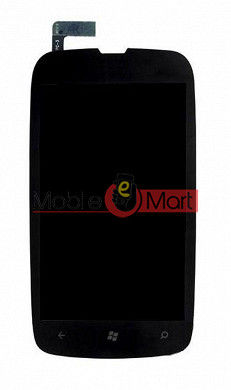 Lcd Display With Touch Screen Digitizer Panel For Nokia Lumia 610