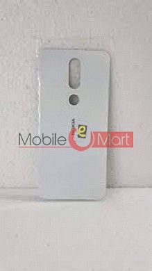 Back Panel For Nokia 6.1 Plus
