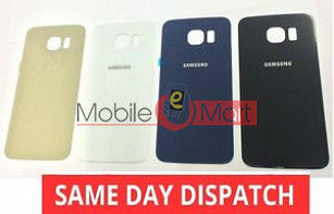 Back Panel For Samsung Galaxy S6