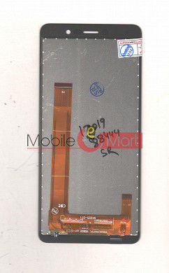 Lcd Display With Touch Screen Digitizer Panel For Panasonic P101