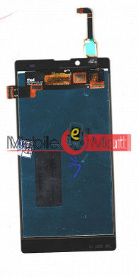 Lcd Display With Touch Screen Digitizer Panel For YU Yuphoria YU5010A