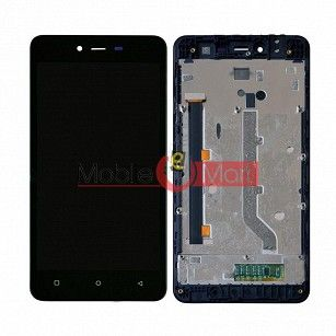 Lcd Display With Touch Screen Digitizer Panel For Gionee Pioneer P5L (2016)