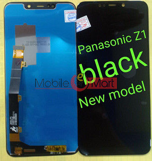 Lcd Display With Touch Screen Digitizer Panel For Panasonic Eluga Z1