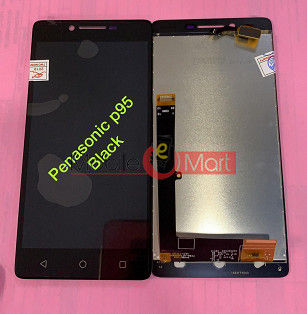 Lcd Display With Touch Screen Digitizer Panel For Mobiistar XQ Dual