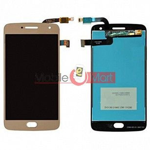 Lcd Display With Touch Screen Digitizer Panel For Motorola Moto G5S