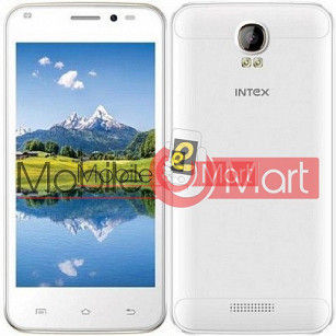 Touch Screen Glass For Intex Cloud N12