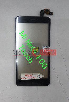 Touch Screen Digitizer For Mi Redmi Note 4