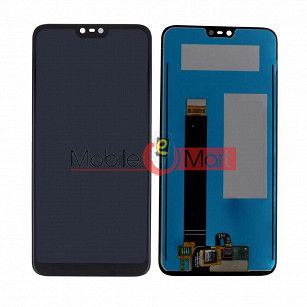 Lcd Display With Touch Screen Digitizer Panel For Nokia 7.1 Plus