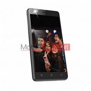 Touch Screen Digitizer For Intex Aqua Selfie